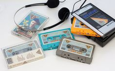 Cassette tape duplication and production Billy Childish, Vinyl Style, Cassette Tape, Acorn, Lp, Cocoa, Musicals, Glitter, Turquoise