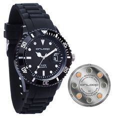 IonTime is America's only Sport Watch that offers both Negative Ion Technology + Magnets.