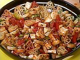 Supreme Pizza Pasta Salad Recipe...sis-in-law made this for us on vaca and it was SO good!!