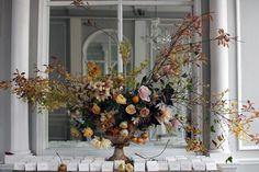 Bloemen voor een Italiaanse bruiloft