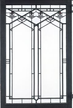 Frank Lloyd Wright Stained Glass on Pinterest