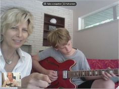 Keep music in your homeschool curriculum with skype guitar, bass and ukulele lessons by Jeffrey Thomas.   www.jeffrey-thomas.com