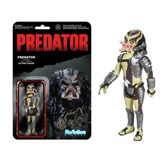 Funko Predator Open Mouth ReAction Figure - Radar Toys