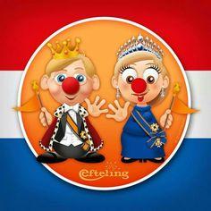 26-04-2014 De eerste KONINGSDAG.