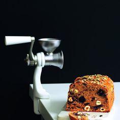 recette pain d'automne