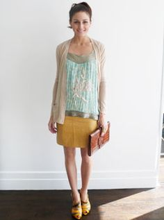 Love the whole outfit: Olivia Palermo