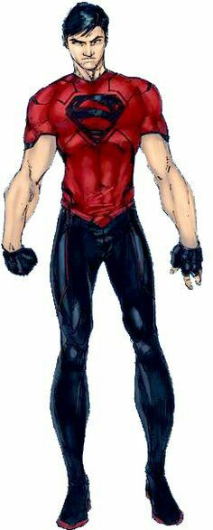 Kon-El/Conner Kent is a human/Kryptonian hybrid clone and was created to be the next Superman. Superman Characters, Comic Book Characters, Comic Character, Superman Family, Batman And Superman, Comic Book Artists, Comic Books Art, Comic Art, Marvel Dc