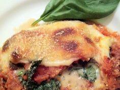 Eggplant Parmesan | Kosher By Gloria