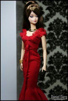 Highland Fling Barbie silkstone via flickr   Barbie and fashion ...