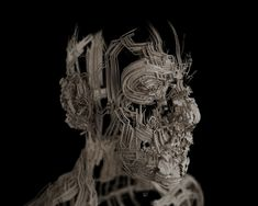 Lee Griggs - Abstract Portraits