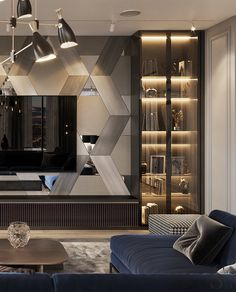Modern Tv Room, Modern Tv Wall Units, Home Room Design, Home Interior Design, Tv Unit Furniture Design, Living Room Tv Unit Designs, Tv Wall Design, Tv Decor, Luxurious Bedrooms