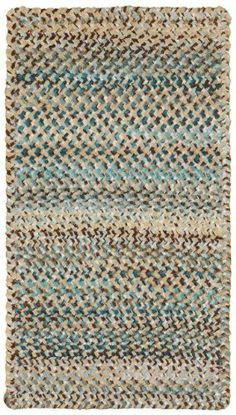 Ocracoke Deep Blue Rug Rug Size: Cross Sewn 4' x 6' by Capel Rugs. $425.00. Dimensions: 4' x 6' Rectangular, Cross Sewn. Hand Braided Cotton (95%) and Polyester (5%), Made in USA. Contemporary Style. Rug is Made to Order, ships within 1 to 3 weeks. 0425XS04000600475 Rug Size: Cross Sewn 4' x 6' Features: -Technique: Braid.-Material: 95pct Cotton, 5pct polyester.-Origin: USA.-100pct Reversible.-20'' x 30'' concentric.-24'' x 36'' concentric.-2' x 8' concentric run...