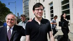 Martin Shkreli convicted of securities fraud, conspiracy