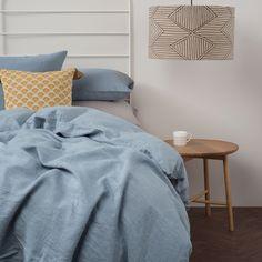 Sove Linen Duvet Cover   Citta Design