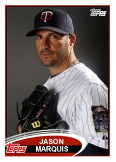 Jason Marquis Twin Photos, Minnesota Twins, Mlb, Baseball Cards, Sports, Hs Sports, Sport, Twin Pictures