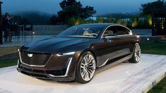 #Cadillac #Escala concept previews a glamorous range-topper