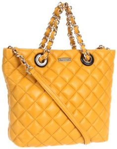 WHAT AN IDEA! Buy NOW your holiday gifts and make this Christmas easy! Kate Spade New York Gold Coast-Lilou Tote. $458.00 Click on the picture to buy on-line safely from Amazon store.