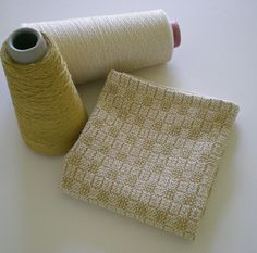 Woven handtowels - lovely