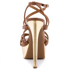 Evans - Maple Syrup Nappa Jessica Simpson $99.99
