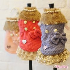 WOOFLINK - Hip designer dog clothes: ♥ POSH GIRL ♥