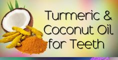 The Turmeric is an ancient, flavorsome spice. On the other hand, coconut is considered as one of the mother's nature sweetest. Turmeric and Coconut Oil Turmeric Coconut Oil, Coconut Oil For Teeth, Benefits Of Coconut Oil, Tumeric Powder, Chinese Medicine, Active Ingredient, Spices, Tropical, Fruit