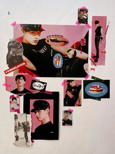 Aesthetic Rooms, Kpop Aesthetic, Pinterest Room Decor, Fandom Kpop, Kpop Posters, Minimalist Room, My Room, Room Inspiration, Poster Prints