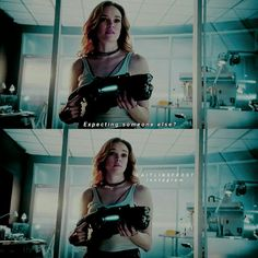 The Flash ♡ caitlin snow + season 4 trailer