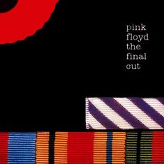 Pink Floyd - I remember being really let down by this album only because I knew it was the end of Pink Floyd as I knew them and one of the members on their previous albums was missing.
