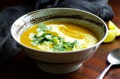 This incredibly wholesome and aromatic soup was a brain child of mine upon receiving a lovely care package of…