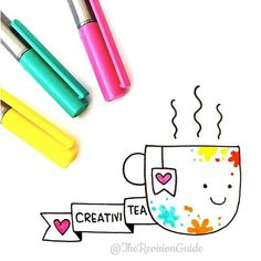 Now that's definitely my cup of tea  More how to draw doodles at…