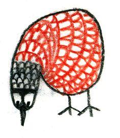 A plump quail by Rob Dunlavey