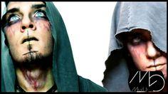 Horror Creepy Medium HALLOWEEN 2014 | Michael Makeup