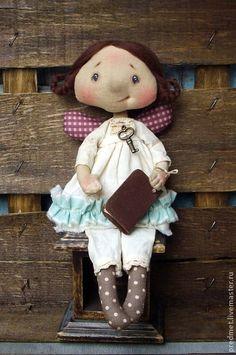Коллекционные куклы ручной работы. Ярмарка Мастеров - ручная работа Девочки-припевочки. Handmade.
