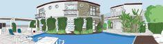 Nalan Alaca çizdi. Tur58 Hotel illustrated by Nalan Alaca https://www.behance.net/helixlalan #otel #hotel #alacati #alaçatı #kahvaltı #köykahvaltısı #koykahvaltisi #windsurf #ruzgarsorfu #izmir #cesme #turkey #türkiye #illustration #drawing