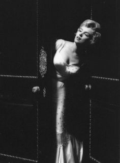 Marilyn Monroe in The Prince and the Show Girl directed by Laurence Olivier, 1955