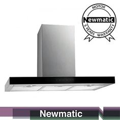 Built-In Kitchen Appliances ; ovens, hobs, microwave, dishwasher, kitchen extractor and many more from Newmatic. Kitchen Hood Design, Kitchen Hoods, Modern Kitchen Cabinets, Buy Kitchen, Modern Kitchen Design, Kitchen Sink, Kitchen Appliances, Kitchen Extractor Hood, Best Cooker
