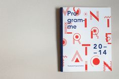 vs. Interpretation / Festival of Improvisation 2014 by Evan Dorlot, via Behance