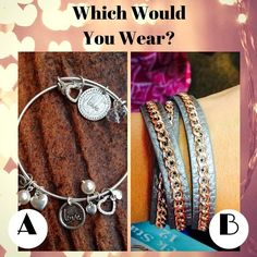 Which would you wear?