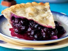 Make this pie with any edible berry growing in your backyard--lingonberry, huckleberry, gooseberry or elderberry!