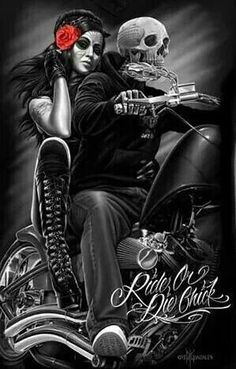 mexican ride or die tattoos for girls - Google Search