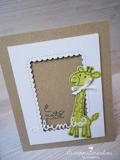 Baby card - La Coppia Creativa