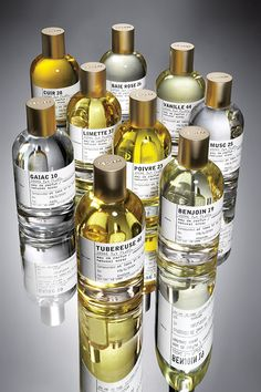 Highlight the glamour of your fresh faced makeup with Le Labo's spectacular custom fragrances.