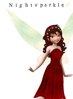 pictures of the faries of pixie hollow   Pixie Hollow Fairy, Nightsparkle by xXMariahDawnXx