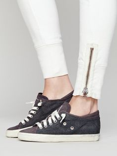 Free People Riley Sneaker