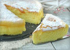 Cheesecake giapponese tre ingredienti, impasto soffice delicato, come una nuvola si scioglie in bocca. Ricetta facile e veloce con soli tre ingredienti