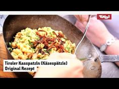 Rezept für Käsespätzle | Tiroler Kasspatzln › BlogTirol