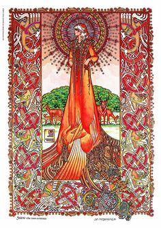 Magical Deer Woman and our Pre-Pagan Ancestors – Elder Mountain Dreaming Celtic Fantasy Art, Celtic Art, Jim Fitzpatrick, Irish Mythology, Ancient Goddesses, Pagan Art, Celtic Dragon, Goddess Art, Irish Art