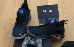 b41664ef261e Playstation x Nike PG2 Friends and Family Pack