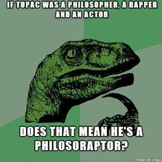 #philosoraptor