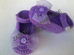 cipele Crochet Baby Shoes, Crochet Baby Booties, Crochet Hats, Baby Things, Baby Hats, Winter Hats, Footwear, Booty, Knitting